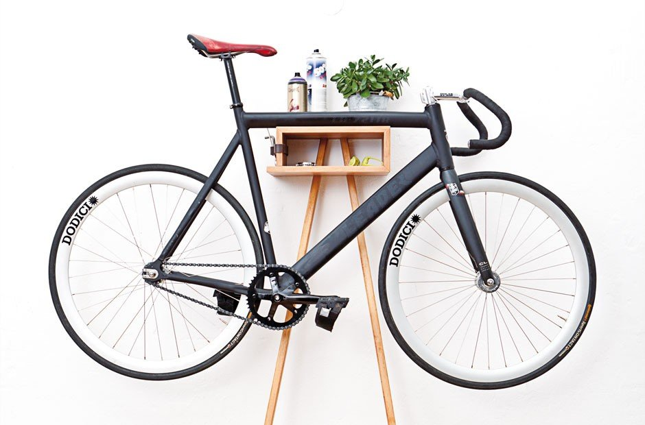 mobile Sy1l bike rack