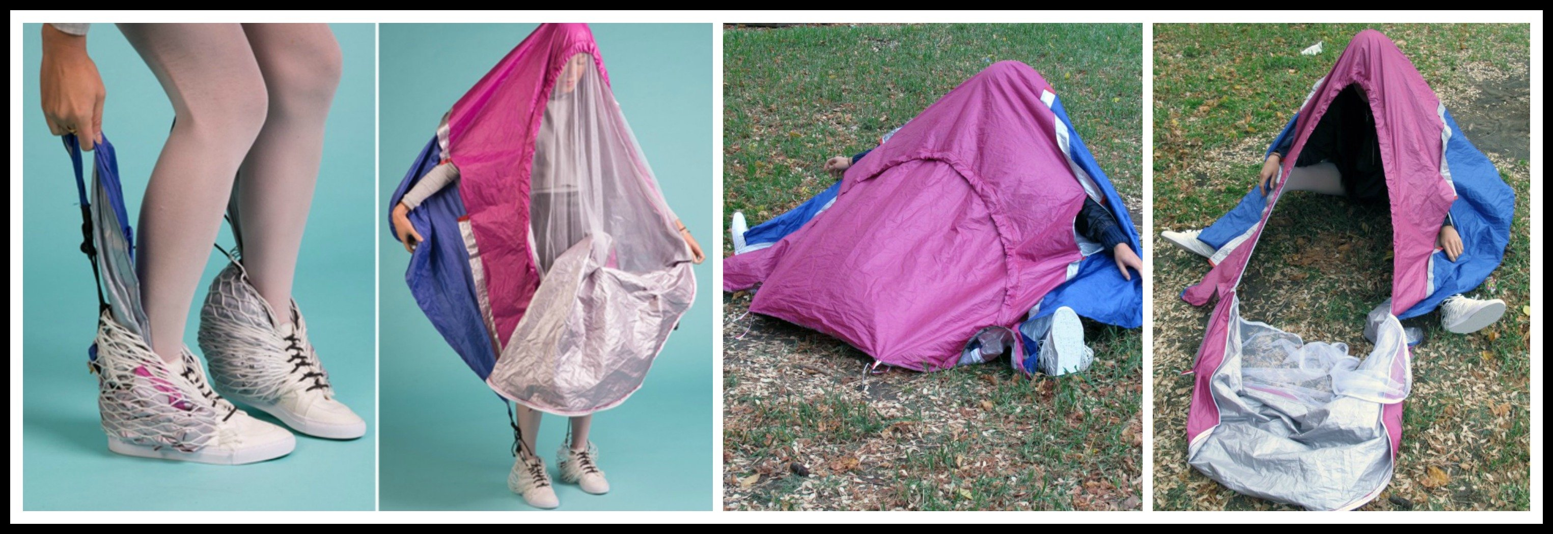 walking-tent-shelter-shoes