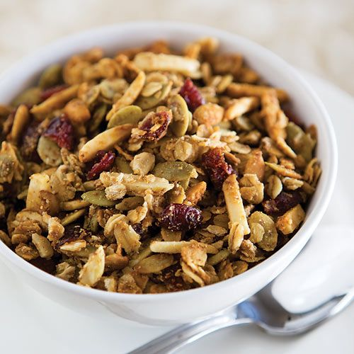 granola sunflower seeds