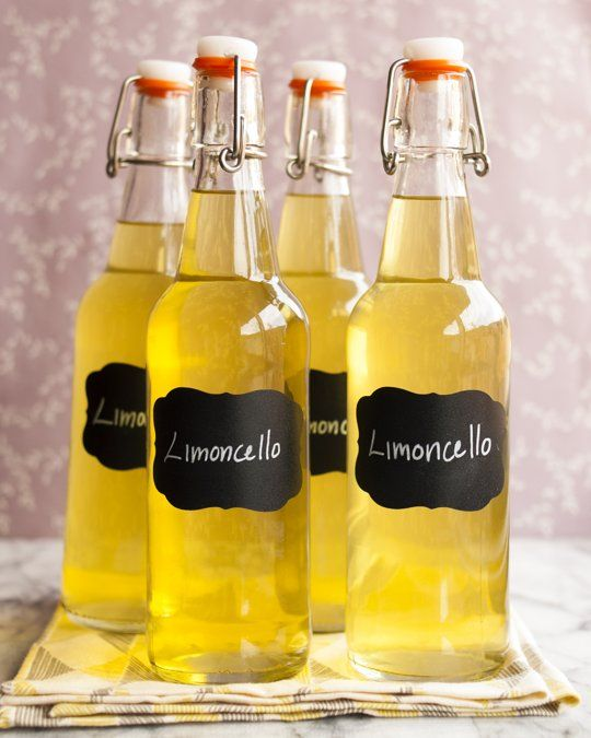 come fare limoncello