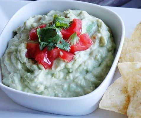 guacamole yogurt