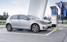 Ecco la Golf GTE Plug-in Hybrid 2016