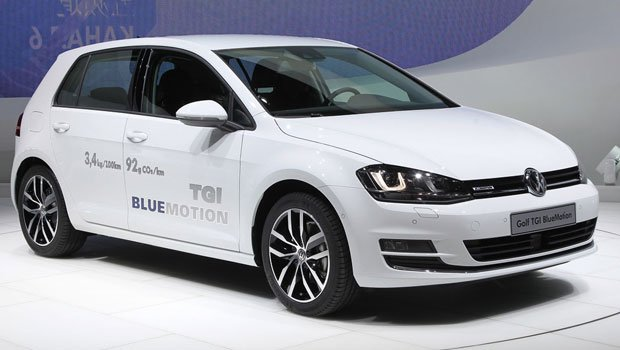 Auto metano 2016: la nuova Golf TGI Bluemotion in versione metano
