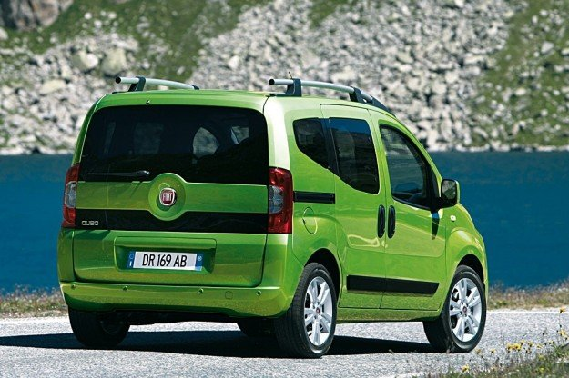 Auto metano 2016: il Fiat Qubo Natural Power