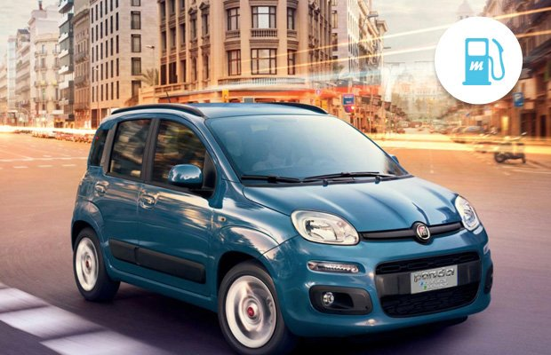 Auto metano 2016: la Fiat Panda Natural Power