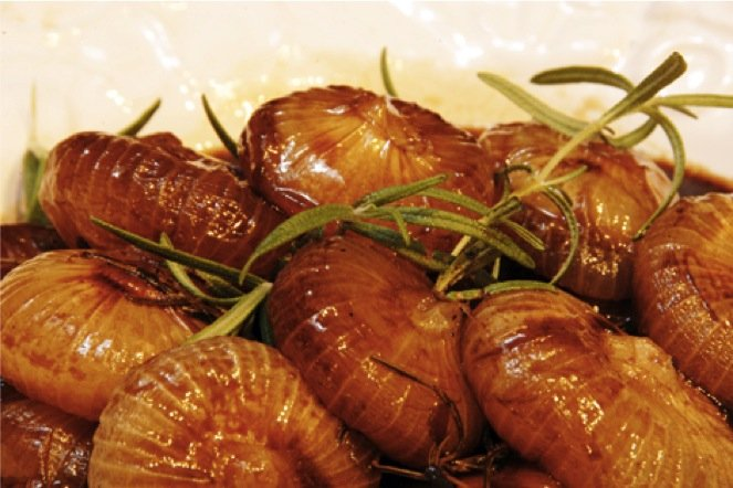 cipolle agrodolce