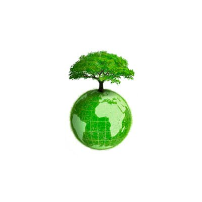 Il logo dell'Agriturismo Cà Verde