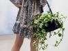 Vagabond la borsa porta pianta di Wolly Pocket