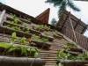 blooming bamboo, la casa prefabbricata in bambù