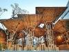 Una collezione delle più belle case in bambù nel mondo