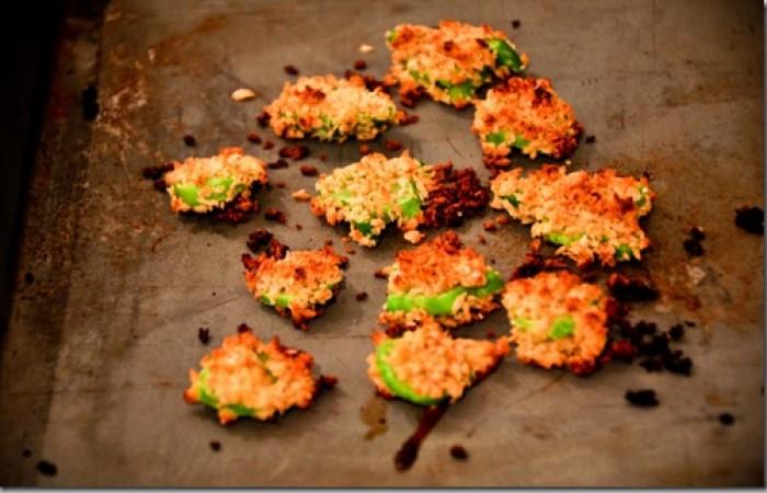 Chips di broccoli