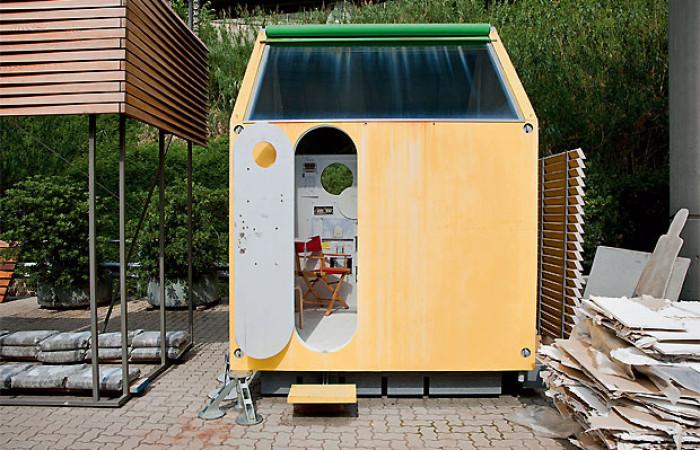 Diogene di Renzo Piano - Tuttogreen