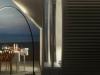 Eco Drop Hotel, con la finestra bolla aperta