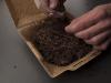 Inserire i semi nel terriccio