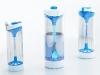 sistema 'pure per filtare l'acqua non potabile con i raggi UV