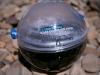 solarball, la palla che per evaporazione separa l'acqua dai residui contaminanti