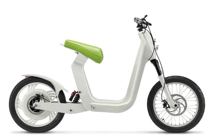 Foto della bici elettrica Xkuty