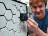Ben de la Roche è l'inventore del frigo a nido d'ape