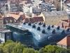 vista del museo dall'alto