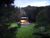 la casa solare sulla Great Barrier Island