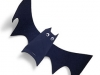 Pipistrello come decorazione