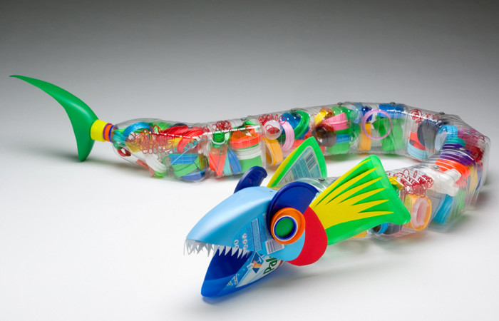 riciclo-creativo-mostro