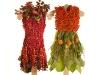 Ecco due vestiti di Nicole Dextras