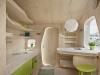 l'interno della mini-casa