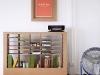 karton, piccola libreria