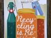 recycling is reusing, ovvero riciclare è riusare
