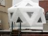 casa con la cupola geodetica da 1600 euro