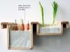 Save Food from the Fridge, mensoline con sabbia e vetro