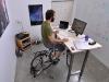 Kickstand desk invece permette di lavorare pedalando