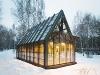Una serra per colture bio in Russia