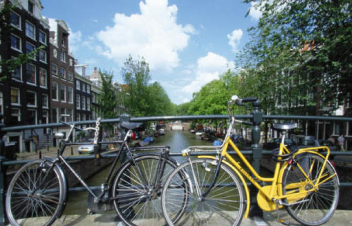Smart cities: Amsterdam