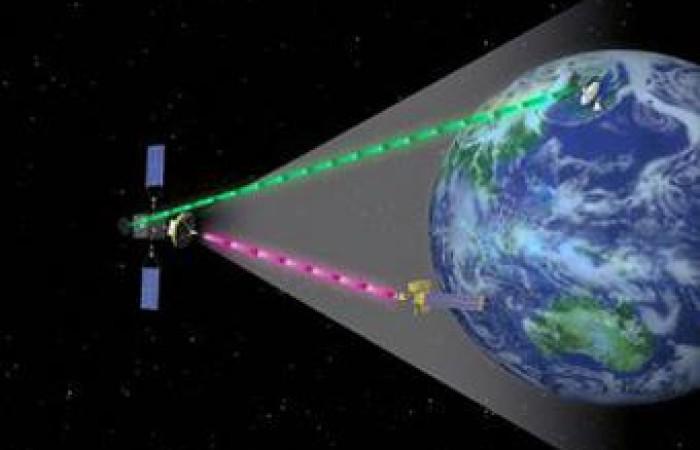 La stazione satellite solare Jaxa