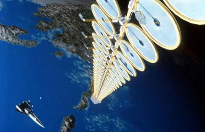 La stazione solare Sun Tower