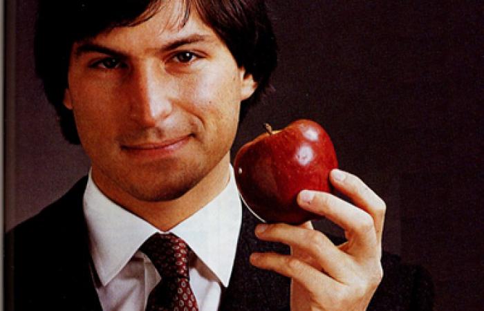 Jobs nella pubblicità Apple di 30 anni fa