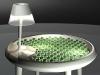 tavolino biofotovoltaico 5