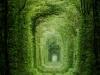il tunnel di klevan, in ucraina
