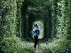 tunnel di klevan, per i romanti è il tunnel dell'amore