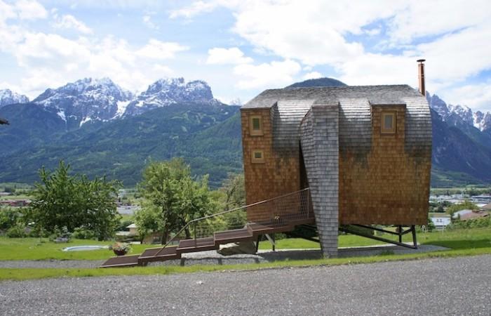 Vista sulle Alpi