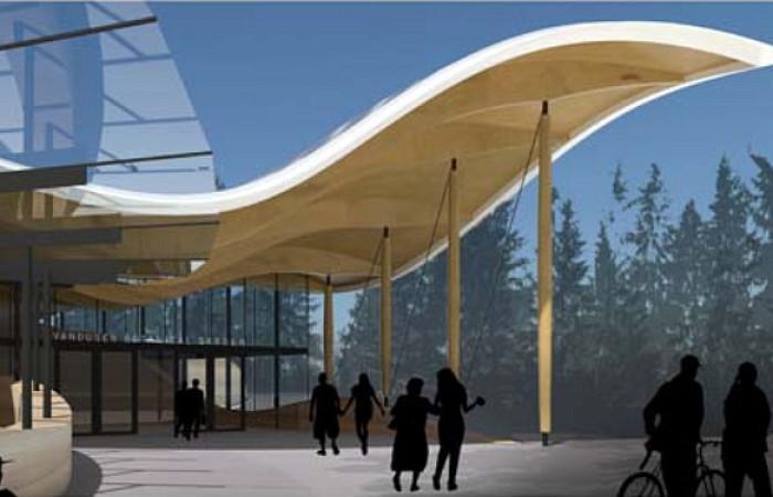 Van Dusen Botanical Garden Centre - Vancouver