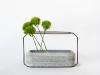Weight vase è minimal e ridotto alla sua funzione primaria
