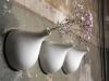 Il vaso Snoopy, può stare in piedi sul tavolo oppure a parete