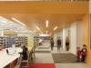 La bibioteca al posto del Walmart: sala lettura