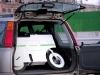 Ecco come Zeit Eco entra in macchina