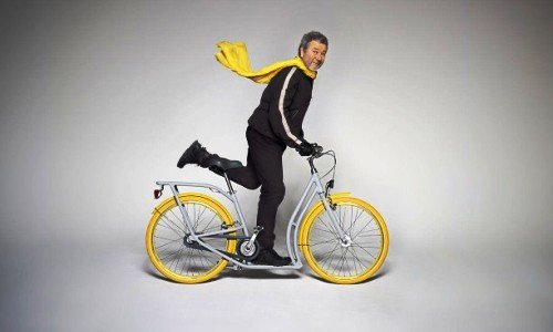 Photo of La bici-monopattino di Philippe Starck è targata Peugeot