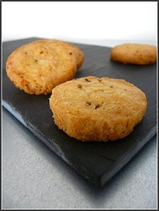 Ricetta dei biscotti all'anice: sables anis