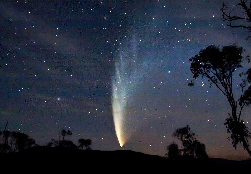 Photo of La cometa P1 McNaught02